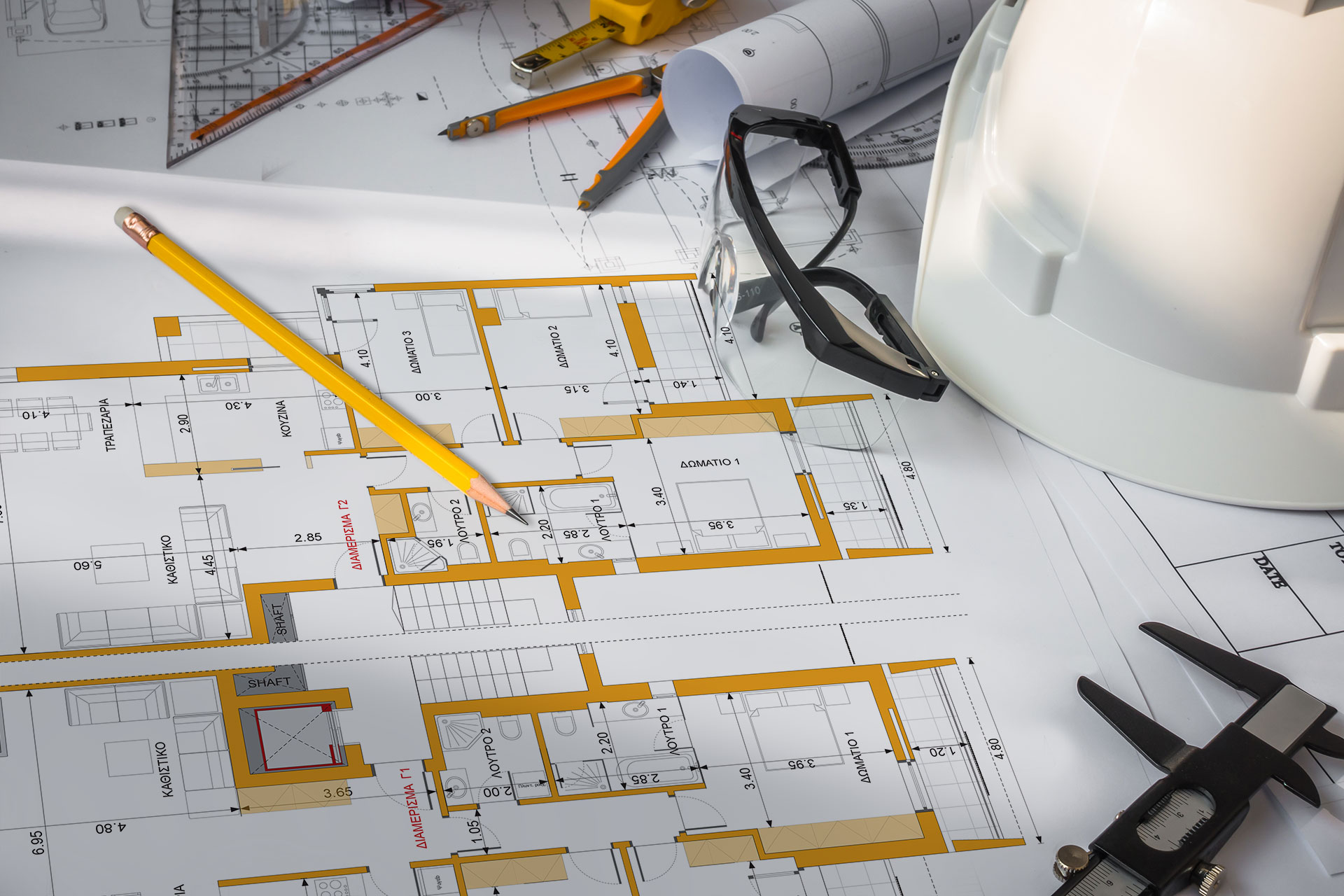 Draughting and Construction Retraining